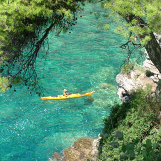 Sea Kayaking the Dalmatian Coast