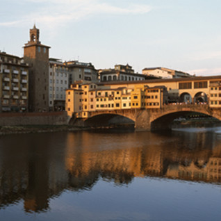 One of Florence's Many Bridges