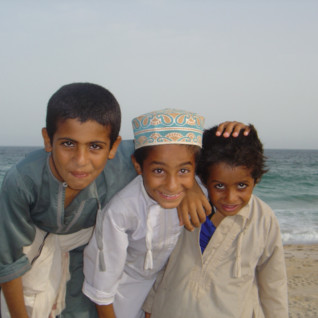 Family Holiday Oman