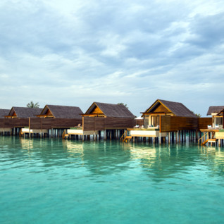 Niyama, luxury hotel in the Maldives