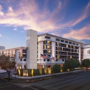 SLS Beverly Hills, luxury hotel in Los Angeles