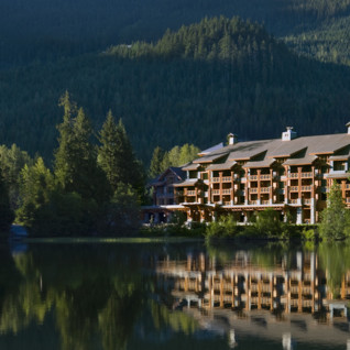 Nita Lake Lodge, luxury hotel in British Columbia, Canada