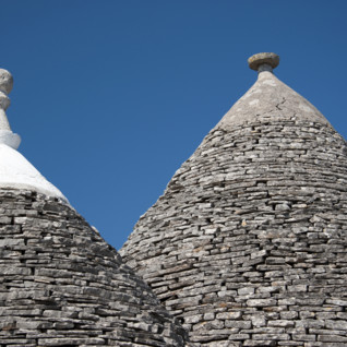 Traditional Trulli house, Puglia, Italy