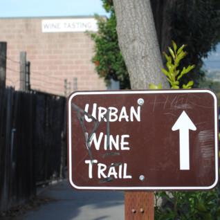 Urban Wine Trail in Santa Barbara