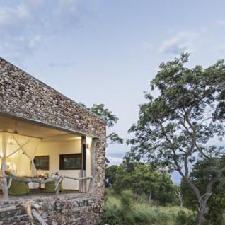 Baileys Banda hotel, luxury hotel in Tanzania