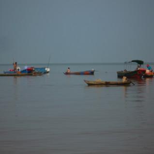 Tonle Sap Lake Trip