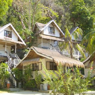 Picture of Cliff Cottages at El Nido Miniloc Island Resort