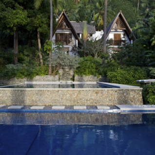 Picture of the pool at Buri Resort & Spa