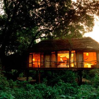 Lake Mayara Tree Lodge, luxury hotel in Tanzania