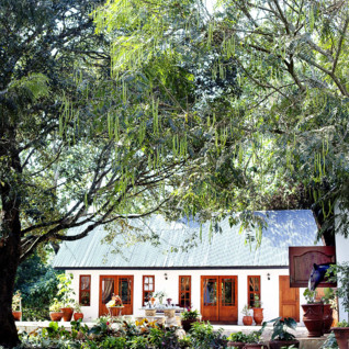 Exterior at The Manor, luxury cottages in Tanzania