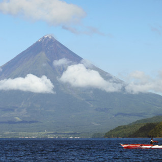 Picture of Mt Mayon Philippines