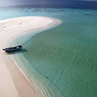 Picture of Mulaku Atoll Maldives