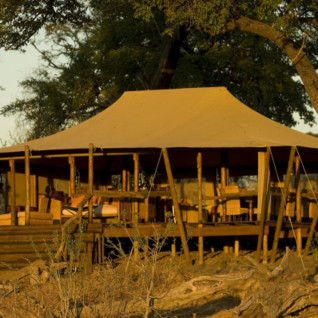 Linyanti Bush Camp, luxury camp in Botswana