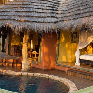 Jacis Safari Lodge, luxury safari camp in South Africa