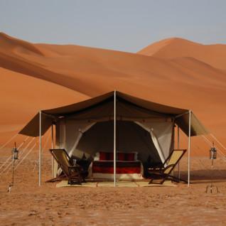 Picture of Tent Private Dive Safari
