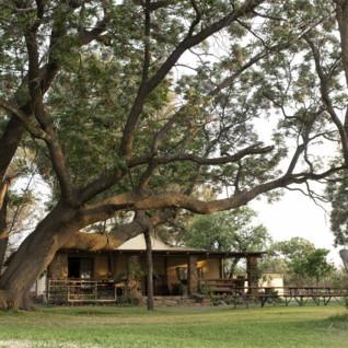Horizon Horseback Safari Lodge, luxury safari camp in South Africa