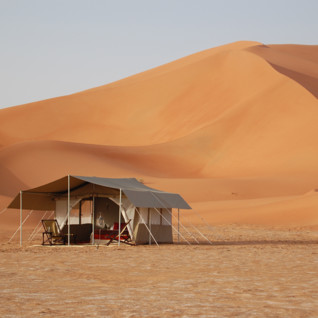 Salalah & the Empty Quarter