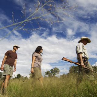 Botswana Walking Safari