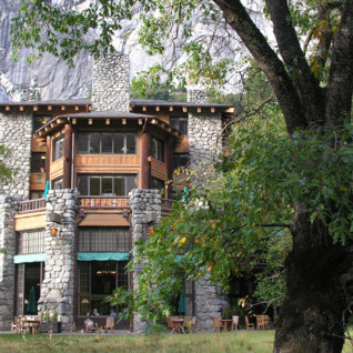 The Majestic Yosemite Hotel (formerly The Ahwahnee)