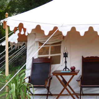 Tented Camp at Dera Amer
