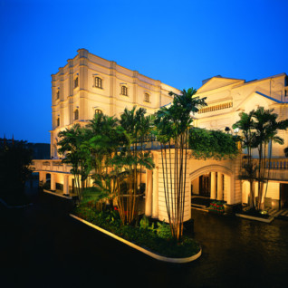The Oberoi Grand, luxury hotel in India