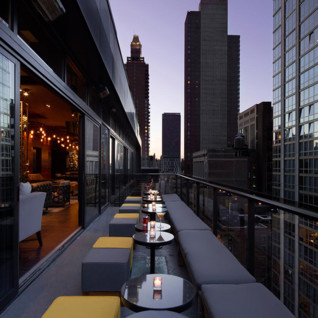 Terrace Bar at Ganservoort Park Avenue