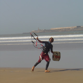 Kite Surfing & Surfing