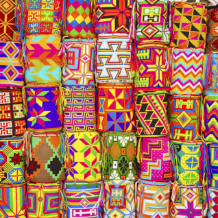 Colourful Patterns of Cartagena