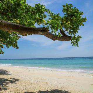 Beach on Koh Lanta