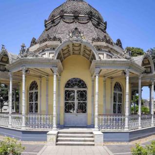 Byzantine Pavilion Lima