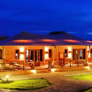Bagan Lodge exterior