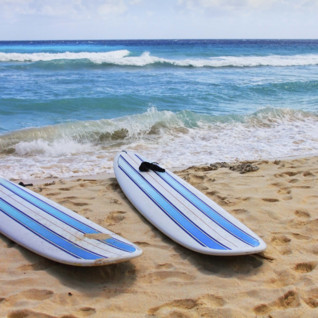 Barbados surfboards