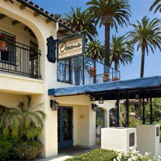 Hotel Oceana, luxury hotel in Big Sur