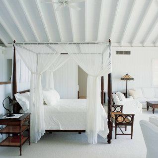 Parrot Cay Bedroom