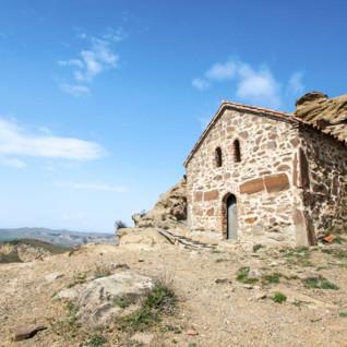 Historic church David Gareji monastery