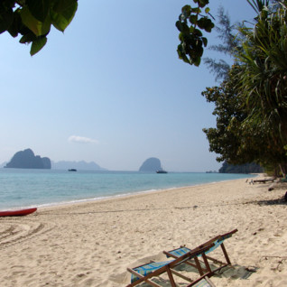 East Coast Thai Beaches
