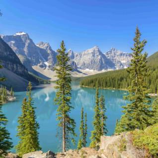 Lake Louise, Rocky Mountains