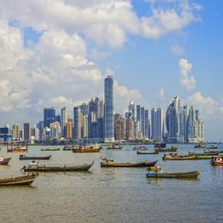Panama Harbour