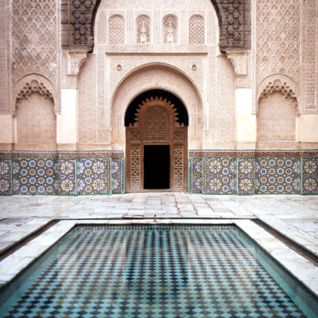 Architecture in Marrakech