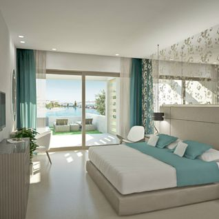 Double Room, Sani Dunes