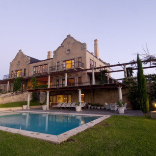 Kurland Villa, luxury hotel in South Africa
