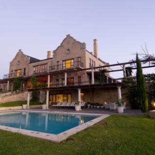 Kurland Villa, luxury hotel in South Africa