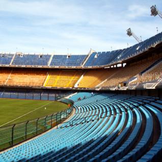 La Boca Football Match