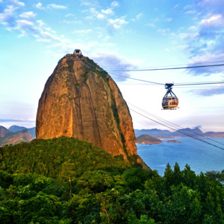 Sugarloaf & Corcovado mountains