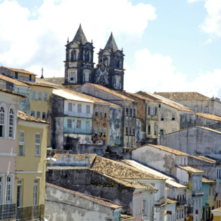 Pelourinho district