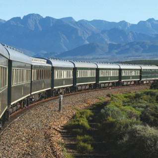 Luxury Train Journey from Pretoria to Victoria Falls
