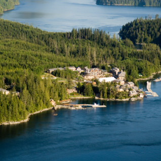 Sonora Resort, luxury hotel in British Columbia, Canada
