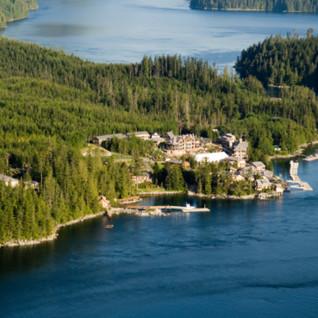 Sonora Resort, luxury hotel in British Columbia, Canada