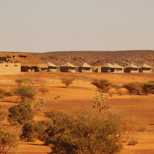 Meroe Safari Camp