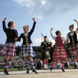 Highlands & Islands of Scotland